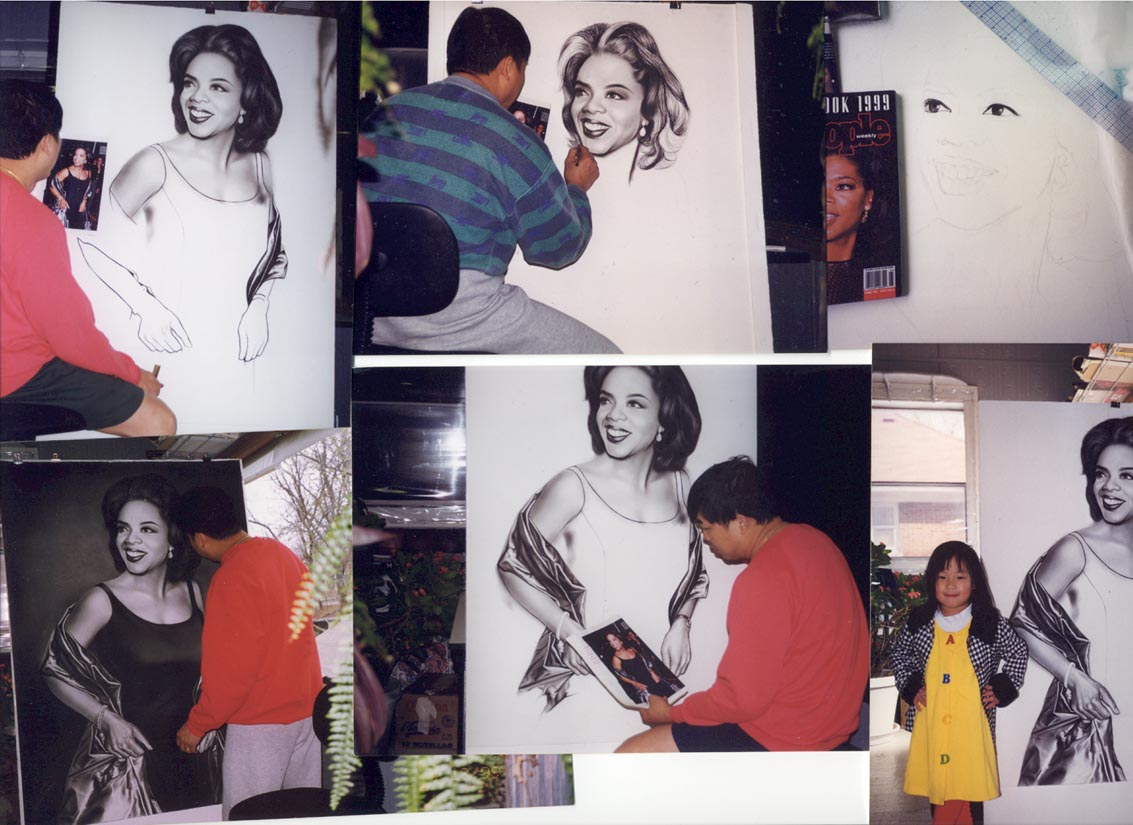 6 pictures of Oprah Winfrey